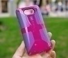 Чехол Motorola Droid Turbo Speck Pink / Jay Blue - фото 2