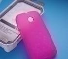 Чехол Motorola Moto E2 Incipio NGP розовый