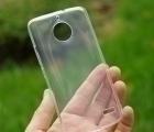 Чехол Motorola Moto E4 силиконовый