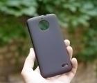 Чехол Motorola Moto E4 Европа чёрный