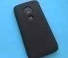 Чехол Motorola Moto E5 Play чёрный - изображение 7