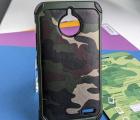 Чехол Motorola Moto E4 (Европа) NX Camo Series зеленый