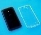 Чехол Motorola Moto E4 прозрачный TPU Европа - фото 3
