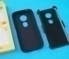 Чехол Motorola Moto E5 Ondigo чёрный - фото 3