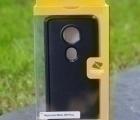 Чехол Motorola Moto E5 Ondigo чёрный - фото 4