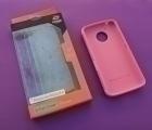 Чехол Motorola Moto E4 США Ondigo розовый - фото 2