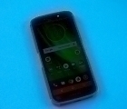 Чехол Motorola Moto E5 Ondigo красный - фото 3