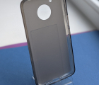 Чехол Motorola Moto E4 Plus (Европа) коричневый - фото 2