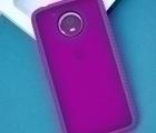 Чехол Motorola Moto E4 Plus Incipio сиреневый USA