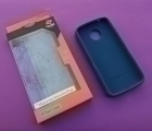 Чехол Motorola Moto E4 Plus США Ondigo синий - фото 2
