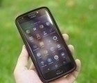 Чехол Motorola Moto E4 США Ondigo чёрный с ножкой - фото 3