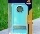 Чехол Motorola Moto E4 США Ondigo бирюзовый с ножкой - фото 4