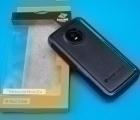 Чехол Motorola Moto E4 Америка Ondigo чёрный - фото 1