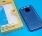 Чехол Motorola Moto E4 Америка Ondigo синий - фото 3