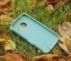 Чехол Motorola Moto E4 США Ondigo бирюзовый - фото 4