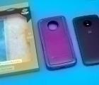 Чехол Motorola Moto E4 Америка Ondigo сиреневый - фото 2