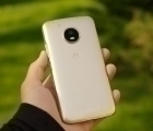 Чехол Motorola Moto E4 прозрачный пластик USA - изображение 2