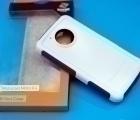 Чехол Motorola Moto E4 Американская Ondigo белый - фото 2