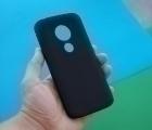 Чехол Motorola Moto E5 Play чёрный - изображение 2