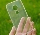 Чехол Motorola Moto E5 Play (США) прозрачный