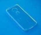 Чехол Motorola Moto E5 Play (США) прозрачный - фото 2