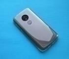 Чехол Motorola Moto E5 Play (США) прозрачный - фото 4