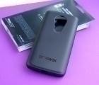 Чехол Motorola Moto E5 Plus Otterbox Prefix чёрный