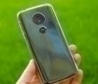 Чехол Motorola Moto G6 Play прозрачный TPU