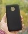 Чехол Motorola Moto E4 Plus черный