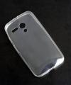 Чехол Motorola Moto G прозрачный