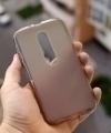 Чехол Motorola Moto G3 коричневый