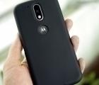 Чехол Motorola Moto G4 Plus чёрный - изображение 2