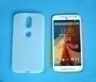 Чехол Motorola Moto G4 Plus белый