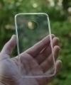 Чехол Motorola Moto G5 прозрачный силикон