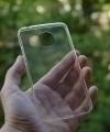 Чехол Motorola Moto G5 прозрачный силикон - изображение 2