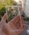 Чехол Motorola Moto G5 Plus прозрачный