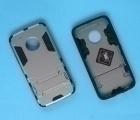 Чехол Motorola Moto G5 Plus Honor серый - изображение 2