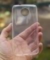 Чехол Motorola Moto G5s прозрачный - изображение 3