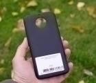 Чехол Motorola Moto G5s чёрный