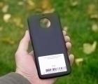 Чехол Motorola Moto G5s чёрный - изображение 4