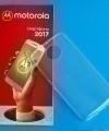Чехол Motorola Moto G5s прозрачный