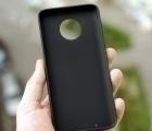 Чехол Motorola Moto G6 чёрный - изображение 3