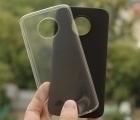 Чехол Motorola Moto G6 чёрный - изображение 5