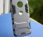 Чехол Motorola Moto G6 Honor серый