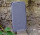 Чехол книжка Motorola Moto G6 Nillkin серый - фото 3