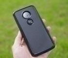 Чехол Motorola moto G6 Play Ondigo чёрный - изображение 2