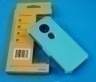 Чехол Motorola Moto G6 Play Ondigo бирюзовый - изображение 2