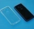 Чехол Motorola Moto G6 Play прозрачный TPU - фото 3