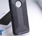 Чехол Motorola Moto G6 Speck Presidio Grip чёрный - фото 3