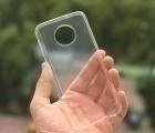 Чехол Motorola Moto G6 прозрачный - изображение 2